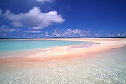 Pink Sands, Rangiroa, French Polynesia<br />