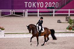 Schneider Dorothee, GER, Showtime FRW, 138<br /> Olympic Games Tokyo 2021<br /> © Hippo Foto - Stefan Lafrentz<br /> 25/07/2021