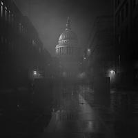 St. Pauls by night