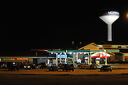 The TA Travel Centers of America in Morris, Illinois is located at Interstate 80 and Route 47.