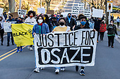 Protest march for Osaze Osagie in State College