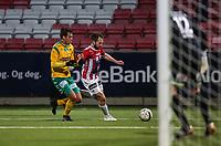 FotballFørstedivisjonTromsø vs Ull/Kisa (5-0)28.09.14Morten Moldskred, TromsøHenrik Bakke, Ull/KisaFoto: Tom Benjaminsen / Digitalsport