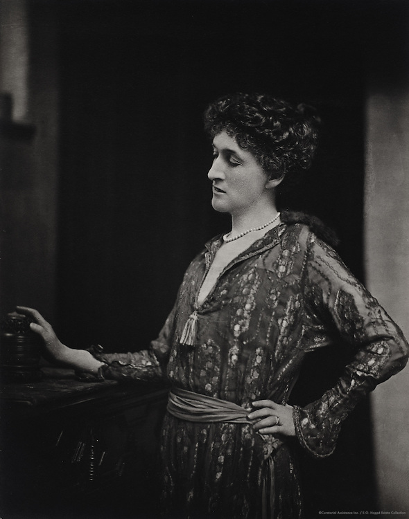Margot Asquith, Countess of Oxford, England, UK,1916