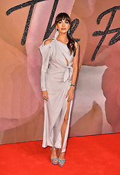Zara Martin attending The Fashion Awards 2016 at the Royal Albert Hall, London.