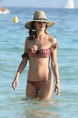 Alessandra Ambrossio Bikini Ibiza