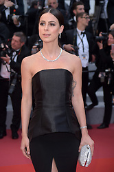"71st Cannes Film Festival 2018, Red Carpet film ""Blackkklansman"". Pictured: Lena Meyer-Landrut"