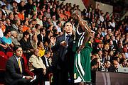 DESCRIZIONE : Tour Preliminaire Qualification Euroleague Aller<br /> GIOCATORE : SCARIOLO Sergio EZE Benjamin<br /> SQUADRA : BC Khimki <br /> EVENTO : France Euroleague 2010-2011<br /> GARA : Le Mans BC Khimki <br /> DATA : 05/10/2010<br /> CATEGORIA : Basketball Euroleague<br /> SPORT : Basketball<br /> AUTORE : JF Molliere par Agenzia Ciamillo-Castoria <br /> Galleria : France Basket 2010-2011 Action<br /> Fotonotizia : Euroleague 2010-2011 Tour Preliminaire Qualification Euroleague Aller<br /> Predefinita :