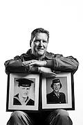 Joseph B. James III<br /> Army<br /> O-4<br /> Aviator<br /> May 1984 - July 1998<br /> Desert Storm<br /> <br /> <br /> Veterans Portrait Project<br /> San Antonio, TX