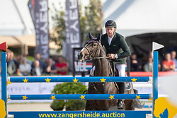 O'Neill Gerard, IRL, Acapella van Overis Z<br /> CHIO Aachen 2021<br /> © Hippo Foto - Sharon Vandeput<br /> 26/09/21