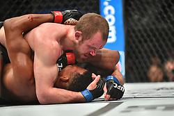 December 8, 2018 - Toronto, Ontario, Canada - ALEX OLIVEIRA against GUNNAR NELSON at UFC 231 at the Scotiabank Centre in Toronto, December 08, 2018. (Credit Image: © Igor Vidyashev/ZUMA Wire)