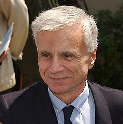 Mar 16, 2005; Los Angeles, CA, USA; FILE PHOTO: Aug 31, 2004; 'Baretta' actor ROBERT BLAKE was acquitted today of the murder and solicitation for murder of his wife, Bonnie Lee Bakley by a jury in Los Angeles. Bakley was shot to death May 4, 2001, outside Blake's favorite Italian restaurant in Studio City, after the two had dinner. FILE PHOTO: Aug 31, 2004; BLAKE at the First African Methodist Episcopal Church in the tough south-central section of Los Angeles.