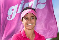 EEMNES - Golfprofessional Dewi Claire Schteefel , ambassadeur NGF GIRLZ golf,  COPYRIGHT KOEN SUYK