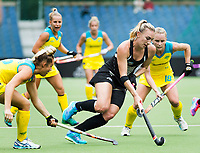 BRUSSELS - Liz THOMPSON (NZ)  .  NEW ZEALAND v AUSTRALIA Hockey World League women. COPYRIGHT KOEN SUYK