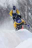 Frozen Few 1st Inaugural Amateur Sno-X Race - January 22, 2011