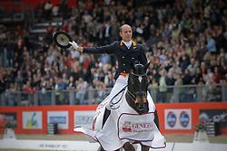 Minderhoud Hans Peter (NED) - Exquis Escapado<br /> winner Prix Generali<br /> CDI-W Lyon 2009<br /> © Dirk Caremans