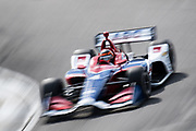 April 5-7, 2019: IndyCar Grand Prix of Alabama, Matheus Leist, A.J. Foyt Enterprises