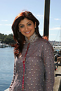 Shilpa Shetty promotes new film Life In A Metro, Sydney, Australia - 3rd May 2007 - Pics Paul Lovelace.Shilpa Shetty will be in Australia and available for publicity in Sydney on Thursday 3 May and Melbourne on Friday 4 May before travelling to Dubai, India and the UK on a promotional tour. . Star of more than 50 films, Shilpa Shetty is a three-time Filmfare Award-nominated actress, model, AIDS campaigner and PETA supporter.  Shilpa appeared on the cover of the first OK! Magazine to be sold in India and has since appeared on the cover of the UK version. Last year Shilpa became the first non-Briton to win Celebrity Big Brother. .  .[Total 25 pictures].[Non Exclusive]