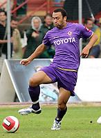 "Anthony Vanden Borre (Fiorentina)<br /> Friendly Match <br /> 08 Aug 2007 <br /> Fiorentina-Primavera (5-0)<br /> ""Comunale"" Stadium-San Piero a Sieve-Italy<br /> Photographer Luca Pagliaricci INSIDE"