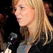 NLD/Amsterdam/20101103- Filmpremiere Sint de film, Caro Lenssen