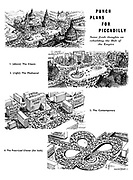 Punch Plans for Piccadilly