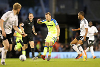 LONDON, ENGLAND - MAY 14:LONDON, ENGLAND - MAY 14:Andreas Weimann, of Derby County plays the ball forward