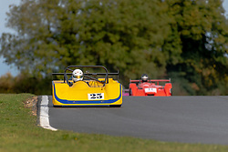 Richard Jenkins in action while competing in the 750 Motor Club's 750 Formula Championship. Picture taken at Snetterton on October 17/18, 2020 by 750 Motor Club's photographer Jonathan Elsey