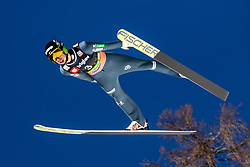 Ziga Jelar (SLO) during the Trial Round of the Ski Flying Hill Individual Competition at Day 1 of FIS Ski Jumping World Cup Final 2019, on March 21, 2019 in Planica, Slovenia. Photo by Matic Ritonja / Sportida