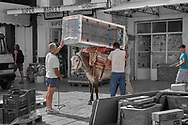 SERIES - UNRELIABLE-SIGHTINGS by PAUL WILLIAMS-  delivery by donket (no Cars) Hydra Greece