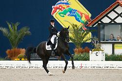 Sprehe, Kristina, Desperados FRH<br /> Hagen - Horses and Dreams 2015<br /> Grand Prix Special<br /> © www.sportfots-lafrentz.de/Stefan Lafrentz
