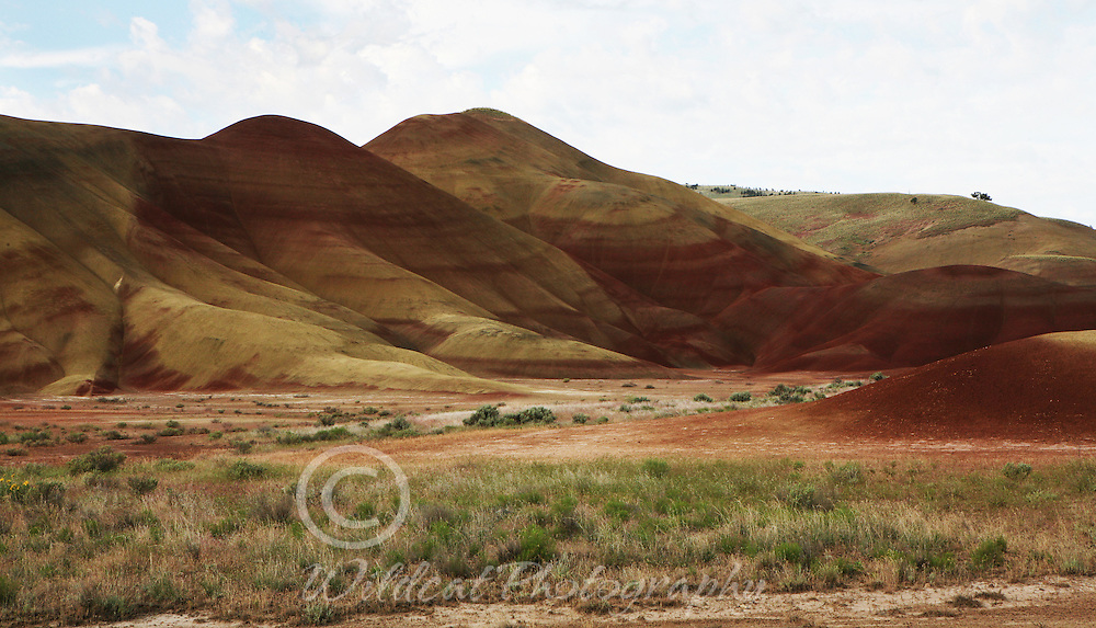 Painted Hills of Oregon