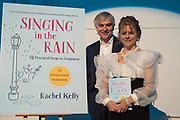 SEBASTIAN GRIGGS; RACHEL KELLY, Rachel Kelly celebrates the publication of ' Singing In the Rain' An Inspirational Workbook. 20 Cavendish Sq. London W1. 17 January 2019.
