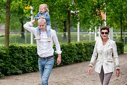 De Vries Titus, Van Baalen Coby, NED, <br /> NK Dressuur<br /> {copyrght}<br /> 26/05/19