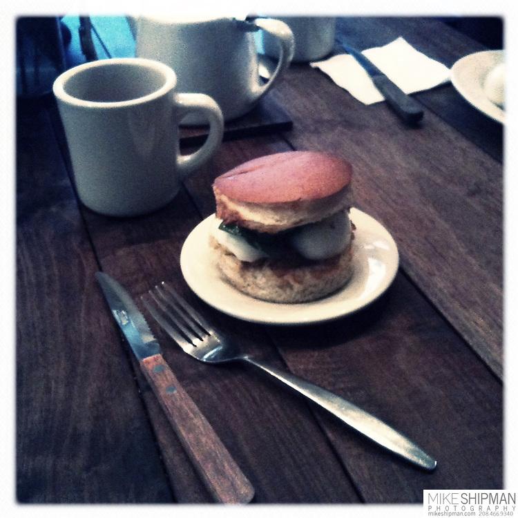 Breakfast Brioche, San Francisco, California