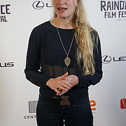 London, England, UK. 25th September 2017. Yori Swart is a Singer of Isolani movie attend Raindance Film Festival Screening at Vue Leicester Square, London, UK