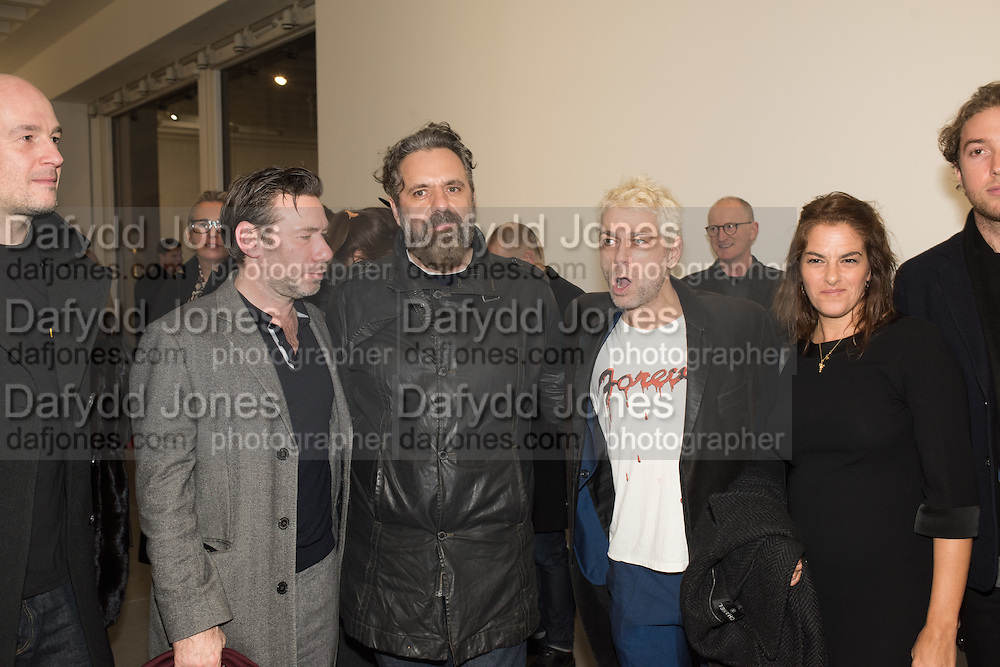 JASON BROOKS; MAT COLLISHAW; TIM NOBLE, TRACEY EMIN, STICKS WITH DICKS AND SLITS, Tim Noble and Sue Webster. Blain Southern. hanover Sq. london. 2 February 2017