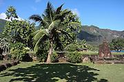 French Polynesia, Nuku Hiva landscape