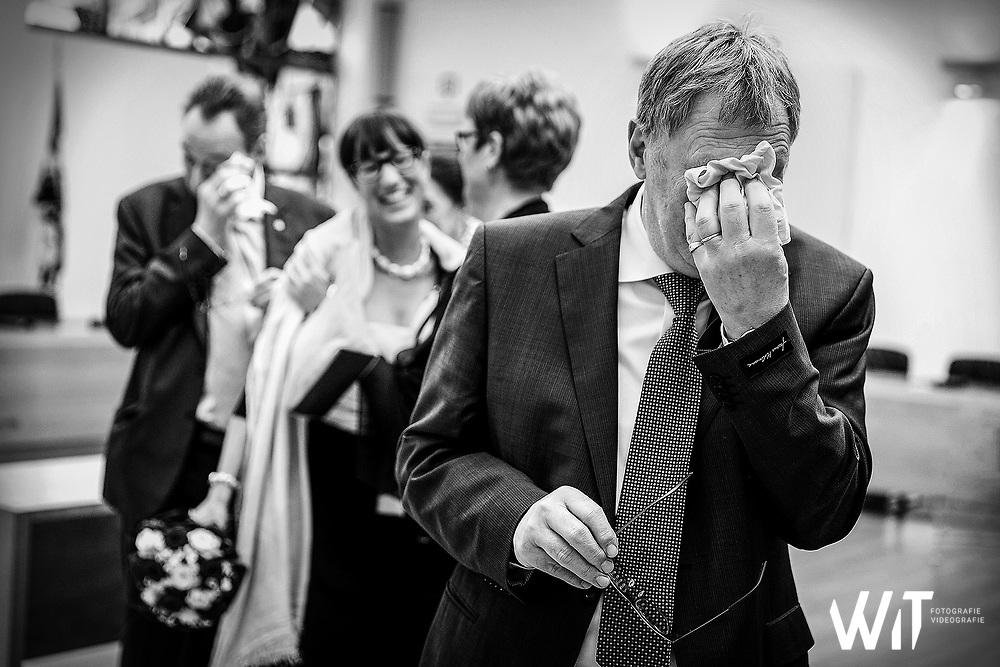 Huwelijksfotografie / Wedding photography © Jürgen de Witte
