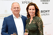 Leading Ladies Awards 2018 in Hotel the Grand, Amsterdam.<br /> <br /> op de foto:  directeur van KLM Harm Kreulen (L)