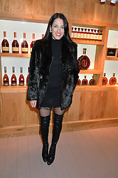 AMY MOLYNEAUX at the launch of La Maison Remy Martin based at 19 Greek Street, London on 24th November 2014.