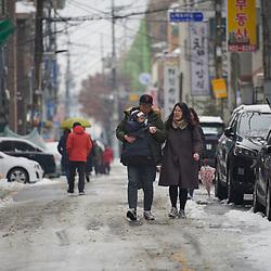 Daily life, South Korea