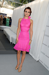 SAMANTHA BARKS at the Glamour Women of the Year Awards in association with Pandora held in Berkeley Square Gardens, London on 4th June 2013.