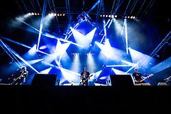 Zablujena generacija during music festival Schengen fest od / 1. August in Vinica, Slovenia.  Photo by Grega Valancic / Sportida
