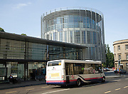 New bus station interchange, Bath