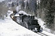 THG07 Denver & Rio Grande Western NG RR - 1964