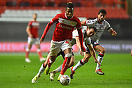 Kasey Palmer (45) of Bristol City on the attack during the The FA Cup fourth round match between Bristol City and Bolton Wanderers at Ashton Gate, Bristol, England on 25 January 2019.