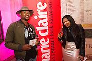 (l-r) Liviwe Gobeni and Nthuthu Ntshoko. Image by Greg Beadle