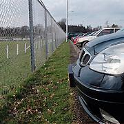 Parkeerproblemen vrijwilligers voetbalclubs Huizen