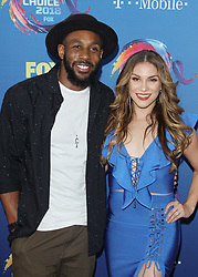Rachel Bloom at the 2018 Teen Choice Awards held at The Forum on August 12, 2018 in Inglewood, Ca. © Meleah Loya/AFF-USA.COM. 12 Aug 2018 Pictured: Allison Holker and Stephen Boss, tWitch . Photo credit: MEGA TheMegaAgency.com +1 888 505 6342