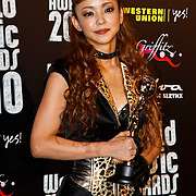 MON/Monte Carlo/20100512 - World Music Awards 2010, Japanse ster  Namie Amuro