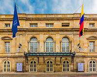 Teatro Colon Opera in La Candelaria aera Bogota capital city of Colombia South America